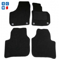 Skoda Superb (B6) 2008 - 2015 (4 locators) Fitted Car Floor Mats product image
