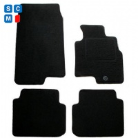 Smart ForFour 2004 - 2006 (mk1) Fitted Car Floor Mats product image
