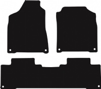 SsangYong Korando 2010 - Onwards Fitted Car Floor Mats product image