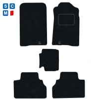 Ssangyong Kyron 2006 onwards (SWB) Fitted Car Floor Mats product image