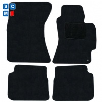 Subaru Forester (SH) 2008 - 2013 Fitted Car Floor Mats product image