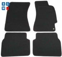 Subaru Impreza Saloon 2000 - 2007 (MK2) Fitted Car Floor Mats product image