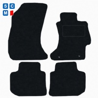 Subaru XV (2012 to 2017) Fitted Car Floor Mats product image