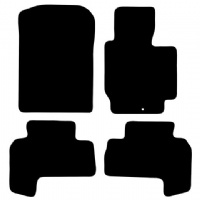 Suzuki Grand Vitara LWB 2005 - 2015 Fitted Car Floor Mats product image