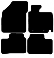 Suzuki Ignis 2017 Onwards Fitted Car Floor Mats product image