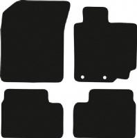 Suzuki Swift 2010 - 2017 (2 oval locators) Fitted Floor Mats product image