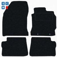 Toyota Auris 2012 - Onwards Fitted Car Floor Mats product image