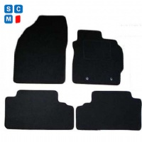 Toyota Auris 2007 - 2012 Fitted Car Floor Mats product image