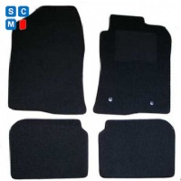 Toyota Avensis (2003 - 2009) (2 locators) Fitted Floor Mats product image