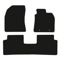 Toyota Avensis (2009 - 2012) (2 oval locators) Floor Mats product image