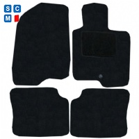 Toyota Camry 2019 - Onwards Fitted Car Floor Mats product image