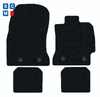 Toyota GT86 2012 Onward Fitted Car Floor Mats product image