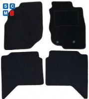 Toyota Hilux Twincab 2012 - 2017 Fitted Car Floor Mats product image