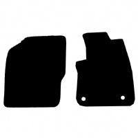 Toyota Hilux Single Cab 2016 - Onwards Fitted Car Floor Mats product image