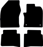 Toyota Prius 2015 - Onwards (XW50) Fitted Car Floor Mats product image
