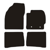 Toyota Prius 2012 - 2015 (XW30) Fitted Car Floor Mats product image