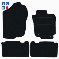 Toyota Rav 4 2013 to 2018 Fitted Car Floor Mats product image