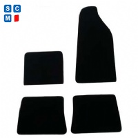 Morgan Three Wheel Fitted Car Floor Mats product image