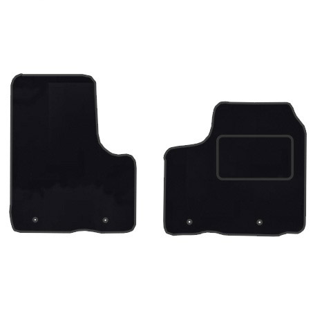 vauxhall vivaro van 2014 onwards car mats by scm. Black Bedroom Furniture Sets. Home Design Ideas