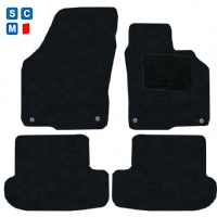 Volkswagen Beetle (2012 - onwards) (Round Locators) Fitted Car Floor Mats product image