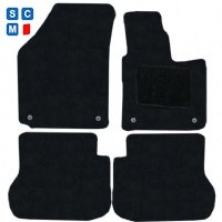 Volkswagen Caddy Maxilife 2010 - Onwards (4 Locators) Fitted Car Floor Mats product image