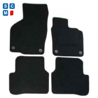 Volkswagen CC 2012 - 2017 Fitted Car Floor Mats product image