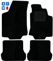 Volkswagen Golf Cabriolet MK3 1993 - 1999 Fitted Car Floor Mats product image