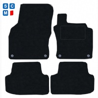 Volkswagen Golf mk7 2013 - onwards Fitted Car Floor Mats product image