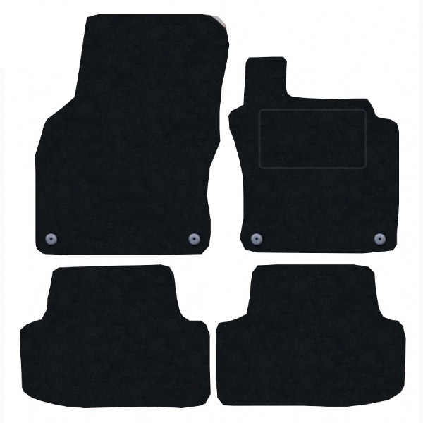 volkswagen golf sv sport van 2014 onwards car mats by scm. Black Bedroom Furniture Sets. Home Design Ideas