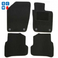 Volkswagen Polo 2009 to 2017 (Round Locators) Fitted Car Floor Mats product image