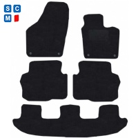 Volkswagen Sharan 2010 - onwards  Car  Mats