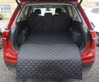 Volkswagen Tiguan Allspace 5 seater (2017 onwards) Quilted Waterproof Boot Liner