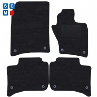 Volkswagen Touareg 2010 - 2018 (MK2)(Round Locators) Fitted Car Floor Mats product image