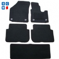 Volkswagen Touran 2003 - 2010 (Round Locators) Fitted Car Floor Mats product image