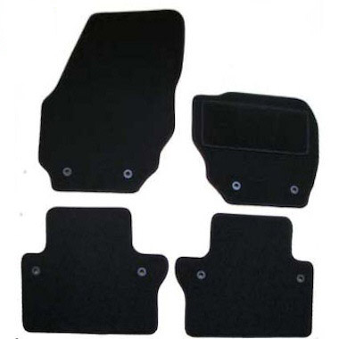 volvo s80 automatic 2006 to onward car mats by scm. Black Bedroom Furniture Sets. Home Design Ideas