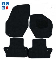 Volvo V60 2010 - 2018 (Manual) Fitted Car Floor Mats product image