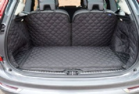 Volvo XC90 (2015 onwards) (7 Seats in use)  Quilted Boot Liner